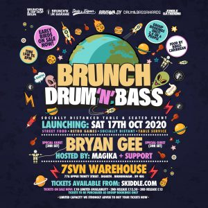 DnB Brunch Bryan Gee