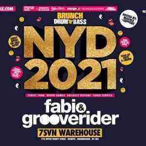 DnB Brunch Fabio & Grooverider
