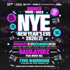 DnB Brunch NYE