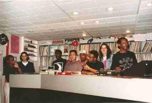 Nookie Record Shop