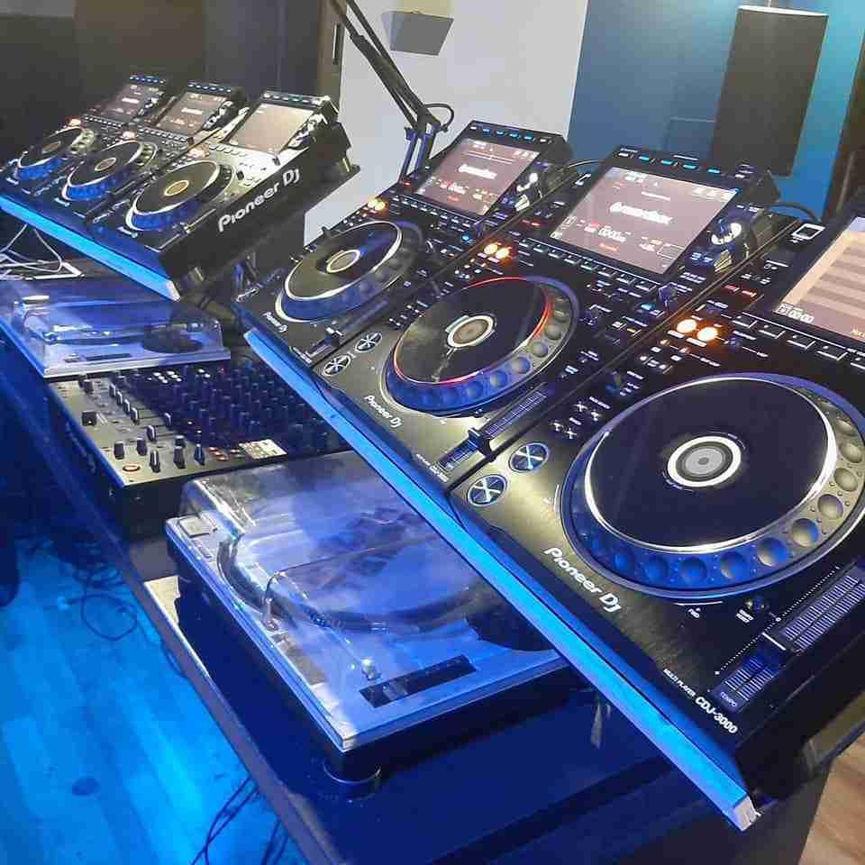 DJ Blackley 6 Deck Mix