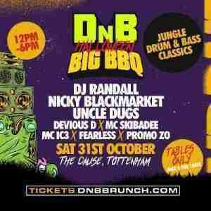 DnB Big BBQ