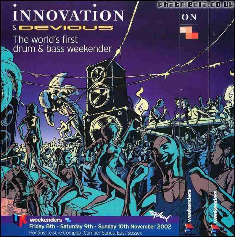 Innovation Drum & Bass Weekender