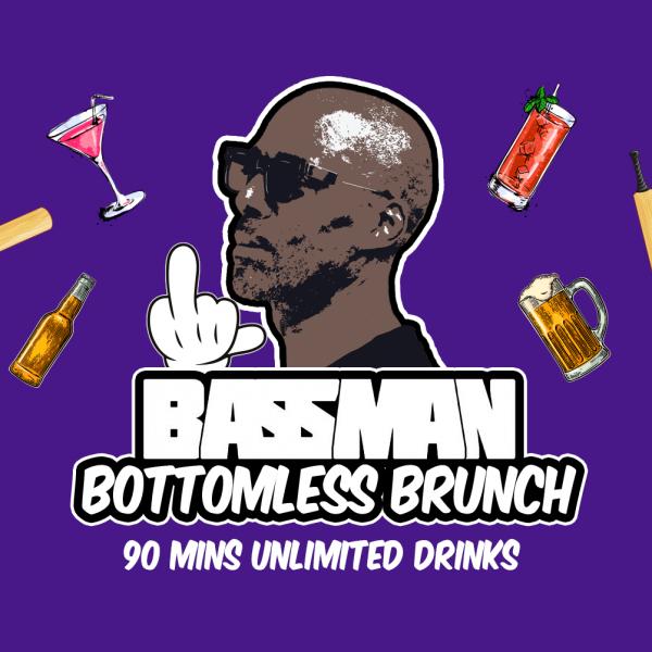 Bassmans Bottomless Brunch