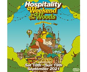 Hospitality Weekend In The Woods tickets from Skiddle