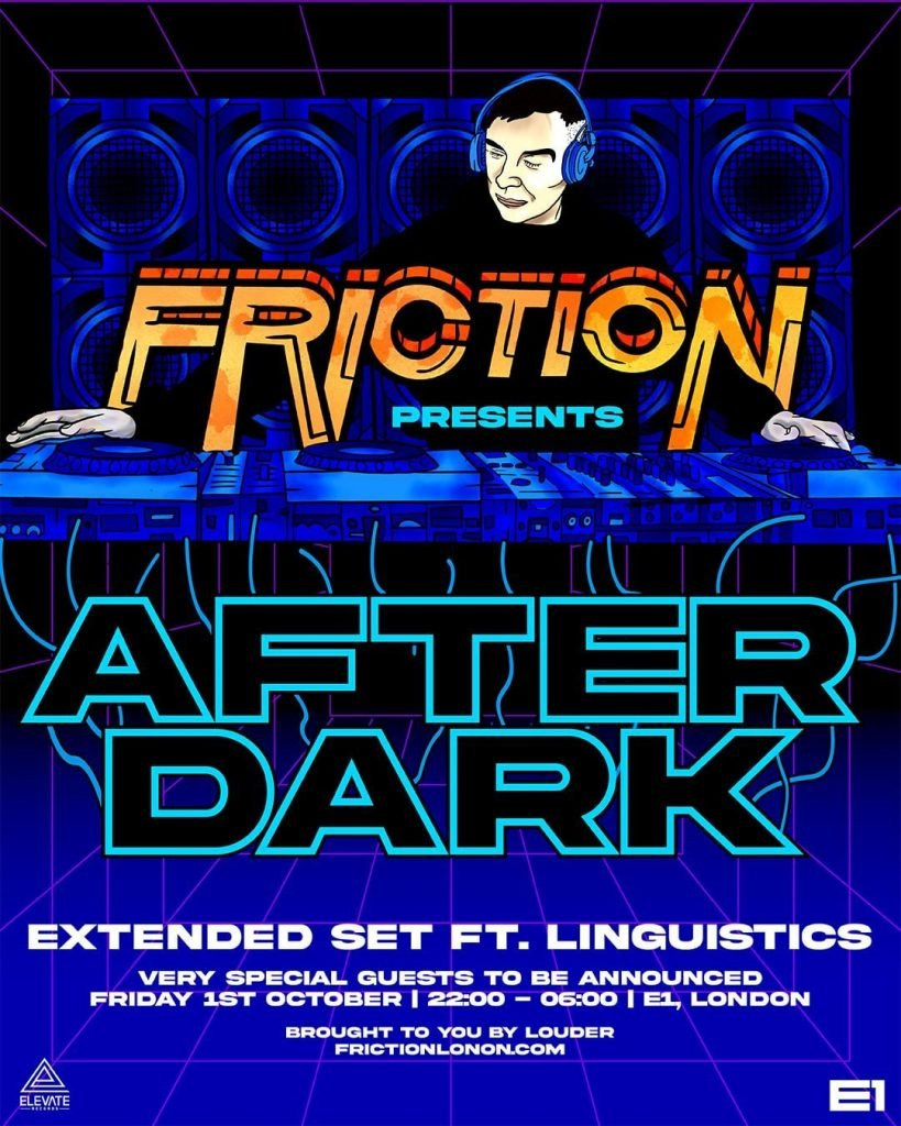 Friction presents After Dark