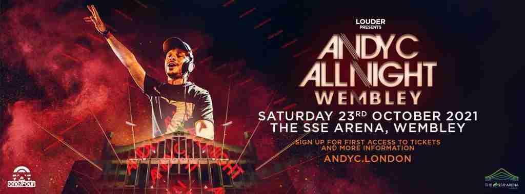 Andy C Wembley